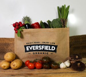 Eversfield Organic vegetables