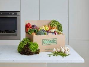 Oddbox | wonky veg box