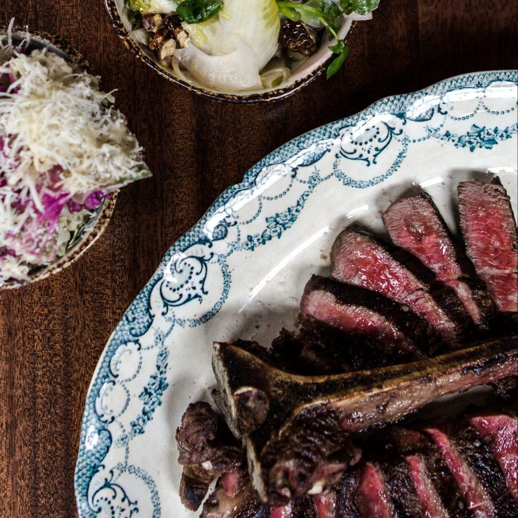 Blacklock | The bone-in steak