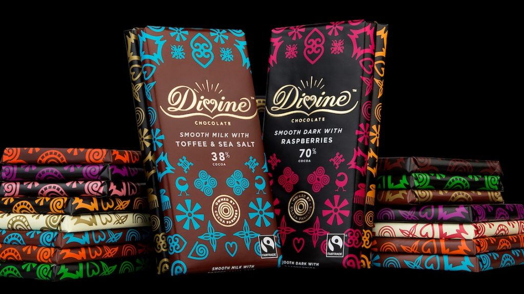 fairtrade chocolate brand | divine chocolate