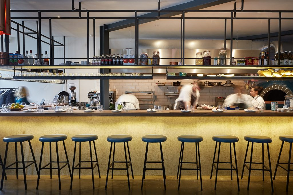 Oklava | counter dining