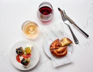 Oklava Bakery + Wine | lamb crackling bun | Stephanie de Goeijen
