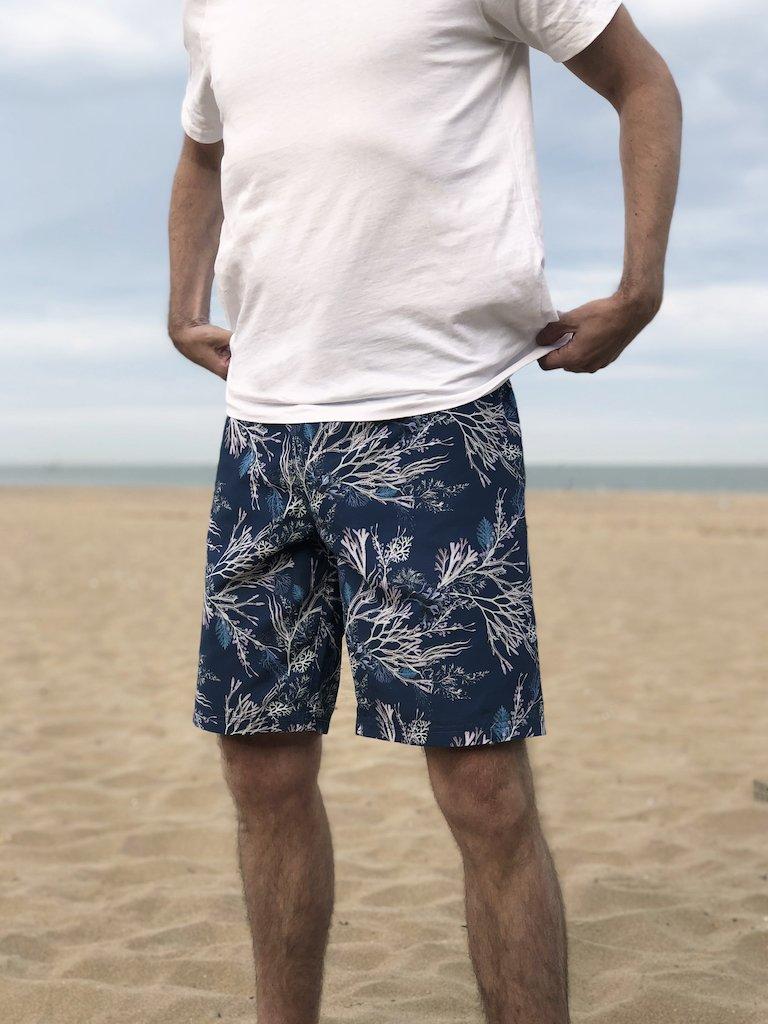 Ethical mens clothing | Riz swimshorts