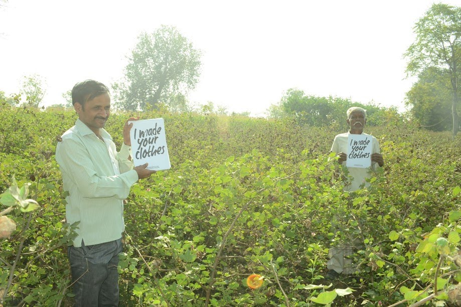 Fast fashion | cotton pickers | Fairtrade Foundation