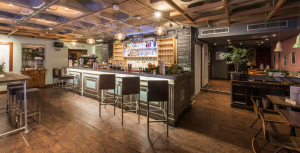 The bar | The Hide Bar | London Bridge