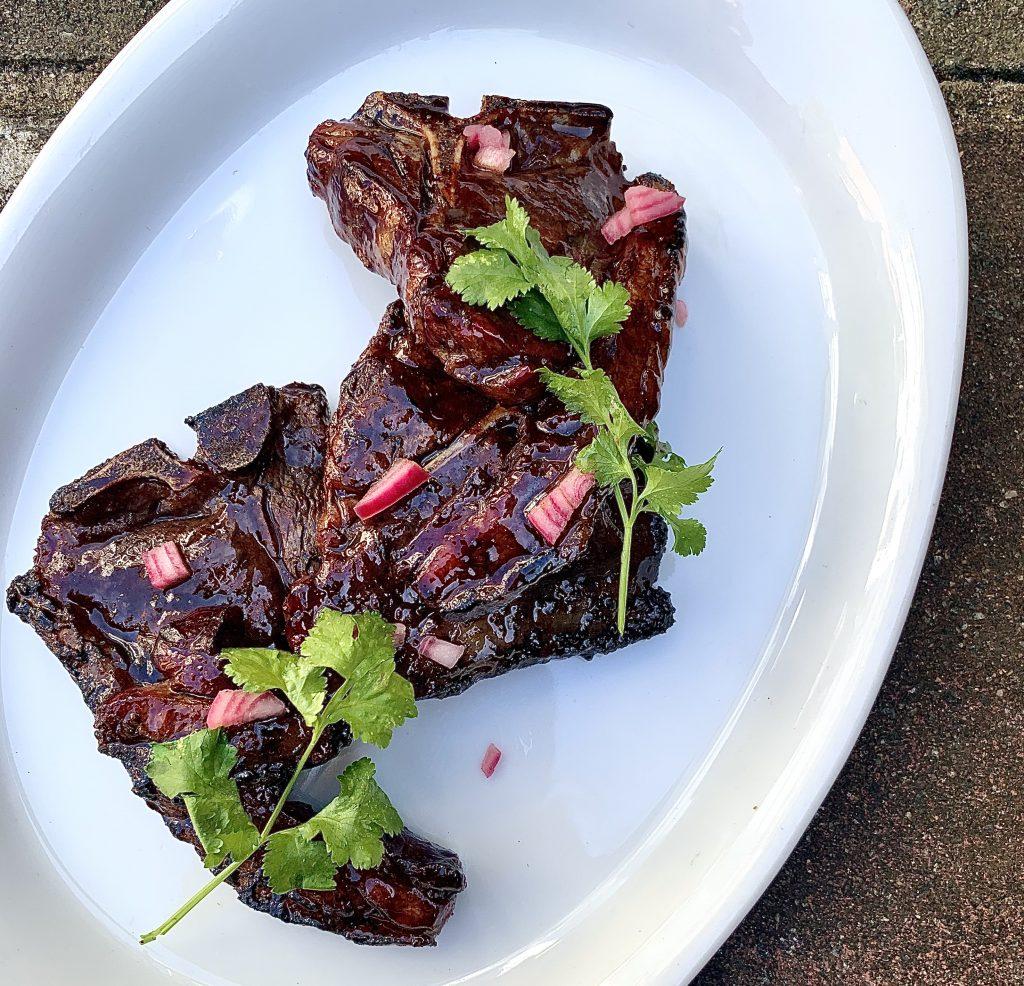 BBQ lamb | Selin | Oklava