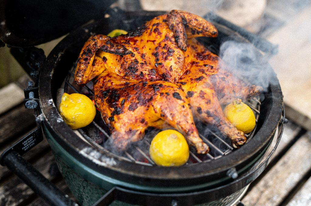 Pipers Farm | BBQ whole chicken
