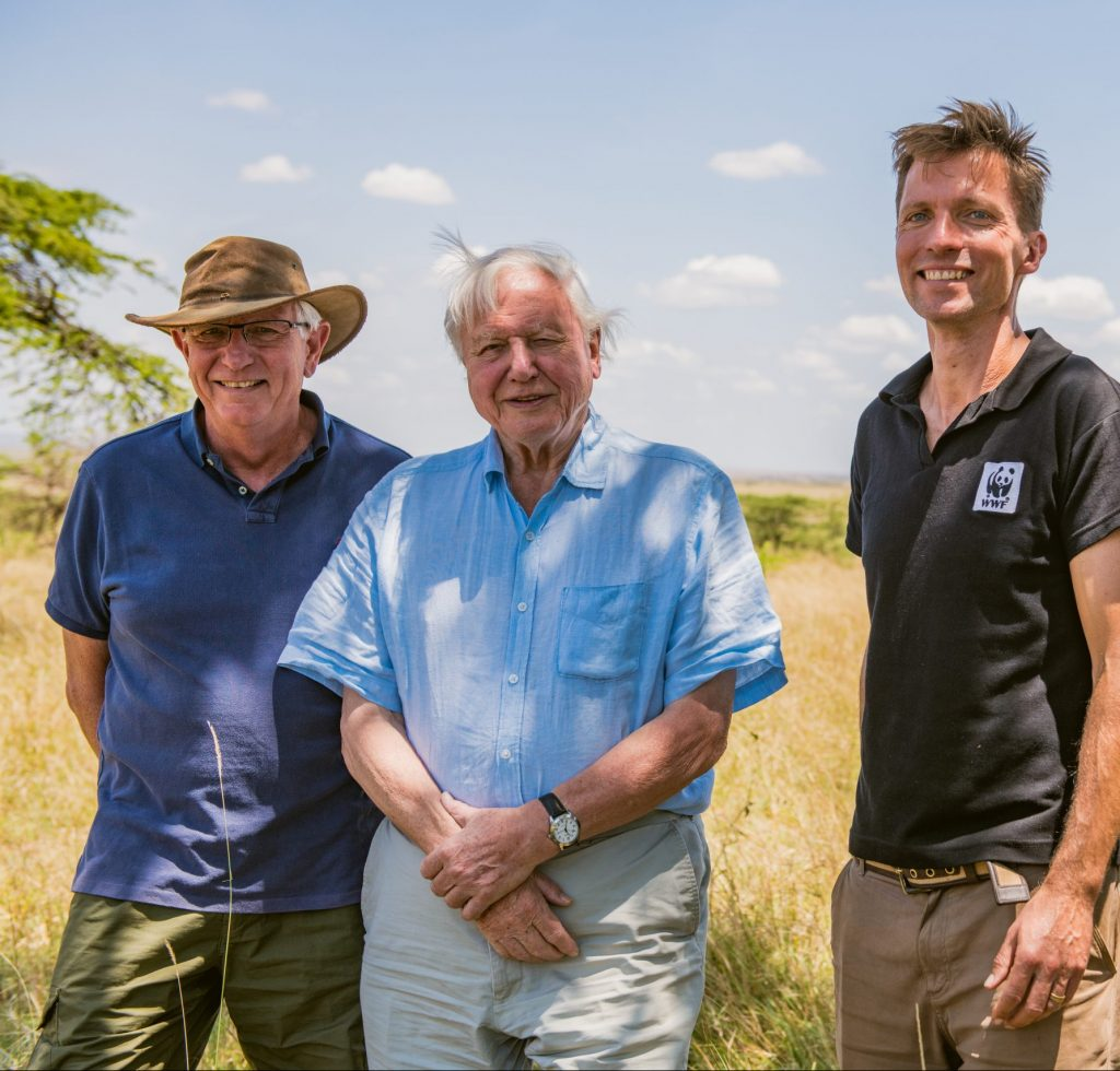 Sir David Attenborough | Keith Scholey | Colin Butfield