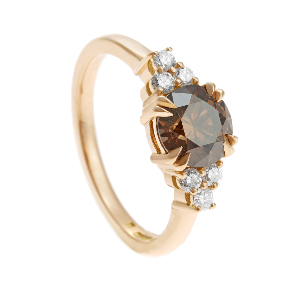 Harriet Kelsall | Engagement Ring