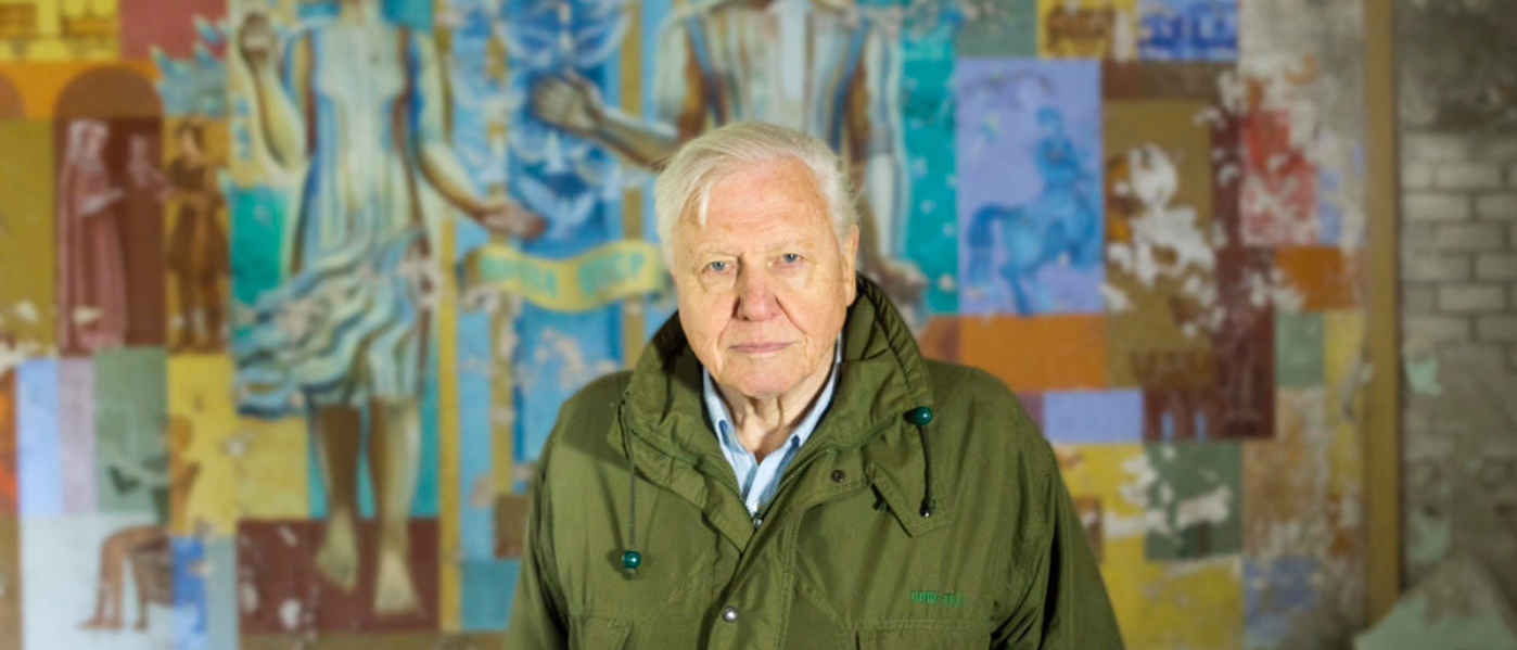 Sir David Attenborough's Witness Statement | A Life on Our Planet