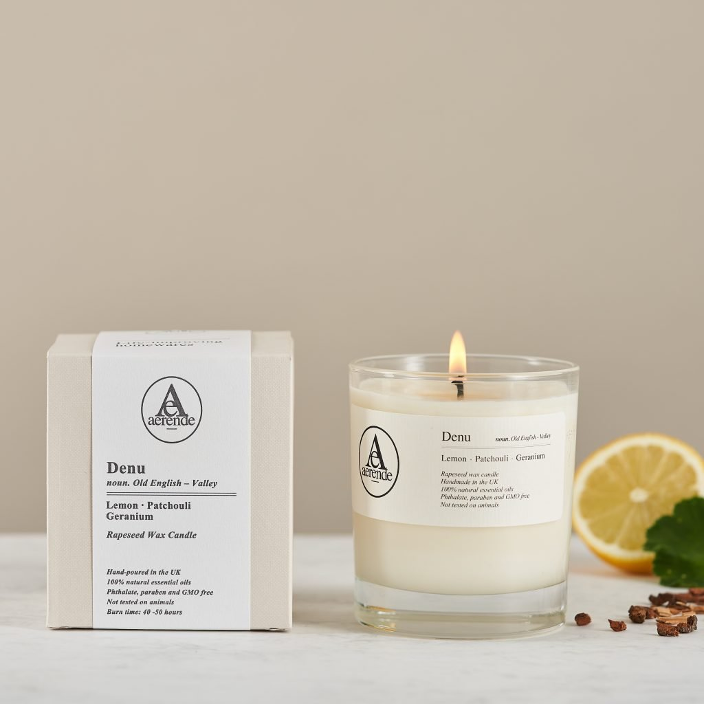 Sustainable Christmas gift | Candle