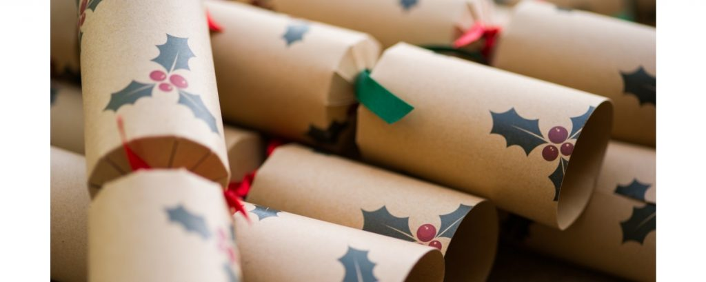 Eco-friendly Christmas crackers | Celebration Crackers