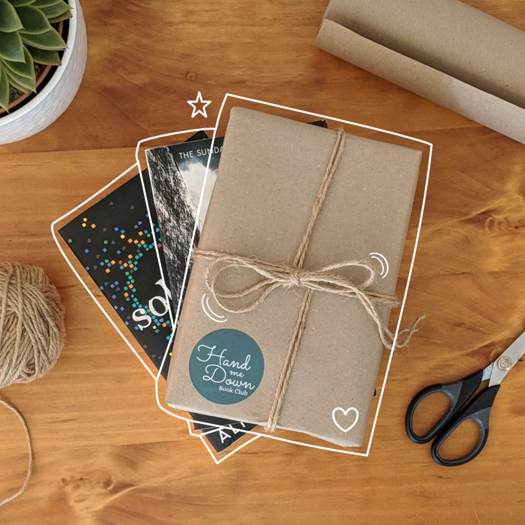 Sustainable Christmas gift | Hand Me Down Books