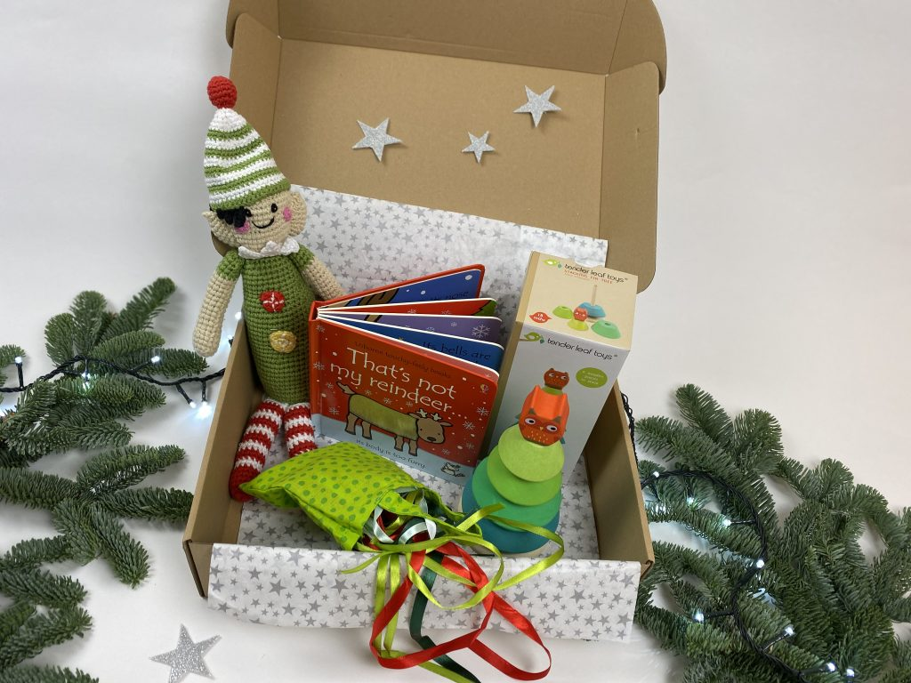 Sustainable Christmas gift for babies | Small & Bright