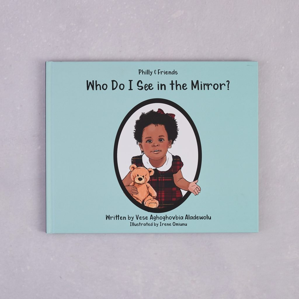 Sustainable Christmas gift for kids aged 0 - 6 | Who do I see in the Mirror? Book